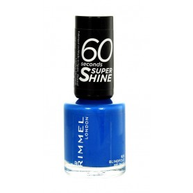 Rimmel London 60 Seconds Super Shine Lakier do paznokci 8ml 203 Lose Your Lingerie