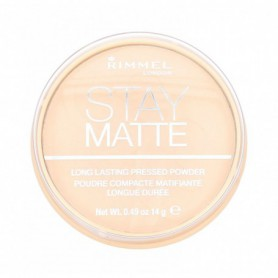 Rimmel London Stay Matte Puder 14g 001 Transparent