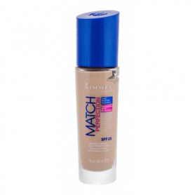Rimmel London Match Perfection SPF20 Podkład 30ml 010 Light Porcelain
