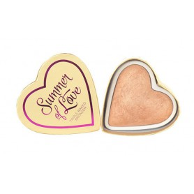 Makeup Revolution London I Heart Makeup Summer Of Love Bronzer 10g Summer Of Love