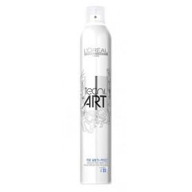 L´Oréal Professionnel Tecni.Art Fix Anti-Frizz Lakier do włosów 400ml