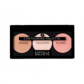 Gabriella Salvete Contouring Palette Zestaw kosmetyków 15g