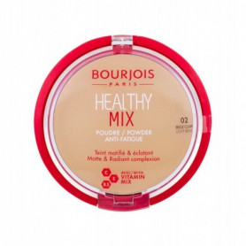 BOURJOIS Paris Healthy Mix Anti-Fatigue Puder 11g 02 Light Beige
