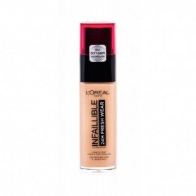 L´Oréal Paris Infaillible 24H Fresh Wear Podkład 30ml 145 Rose Beige