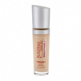 Rimmel London Lasting Finish Breathable 25HR SPF20 Podkład 30ml 200 Soft Beige