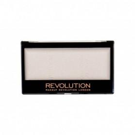 Makeup Revolution London Ingot Rozświetlacz 12g Platinum