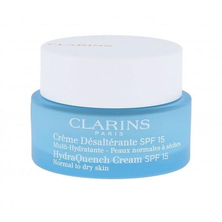 Clarins HydraQuench SPF15 Krem do twarzy na dzień 50ml