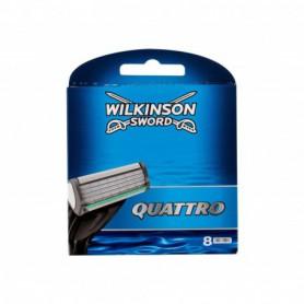 Wilkinson Sword Quattro Wkład do maszynki 8szt