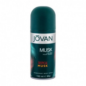 Jovan Tropical Musk Dezodorant 150ml
