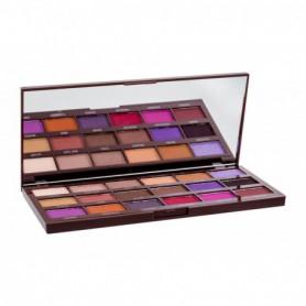 Makeup Revolution London I Heart Makeup I Heart Chocolate Violet Palette Cienie do powiek 20,2g