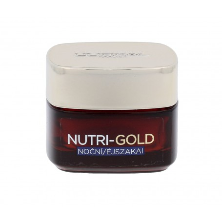 L´Oréal Paris Nutri-Gold Krem na noc 50ml