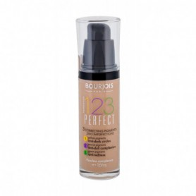 BOURJOIS Paris 123 Perfect Podkład 30ml 55 Dark Beige