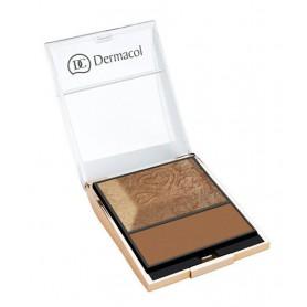 Dermacol Bronzing Palette Bronzer 9g