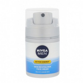 Nivea Men Active Energy Skin Energy Krem do twarzy na dzień 50ml
