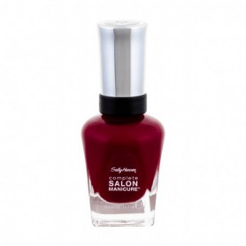 Sally Hansen Complete Salon Manicure Lakier do paznokci 14,7ml 610 Red Zin