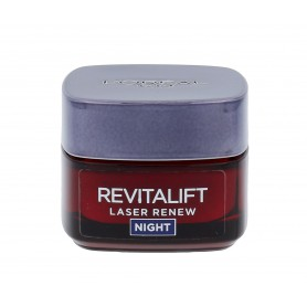 L´Oréal Paris Revitalift Laser Renew Krem na noc 50ml