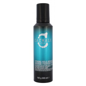 Tigi Catwalk Strong Hold Mousse Pianka do włosów 200ml
