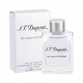 S.T. Dupont 58 Avenue Montaigne Pour Homme Woda toaletowa 5ml
