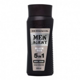 Dermacol Men Agent Black Box 5in1 Żel pod prysznic 250ml