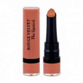 BOURJOIS Paris Rouge Velvet The Lipstick Pomadka 2,4g 01 Hey Nude!