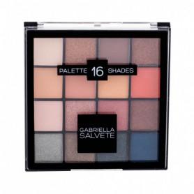 Gabriella Salvete Palette 16 Shades Cienie do powiek 20,8g