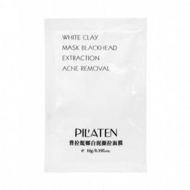 Pilaten White Clay Maseczka do twarzy 10g