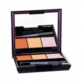 Shiseido Luminizing Satin Eye Color Trio Cienie do powiek 3g BR214 Into The Woods