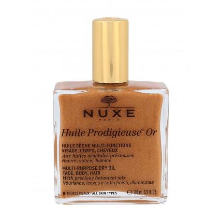 NUXE Huile Prodigieuse Or Multi Purpose Dry Oil Face, Body, Hair Olejek do ciała 100ml