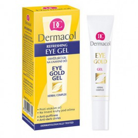 Dermacol Eye Gold Żel pod oczy 15ml