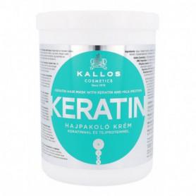 Kallos Cosmetics Keratin Maska do włosów 1000ml