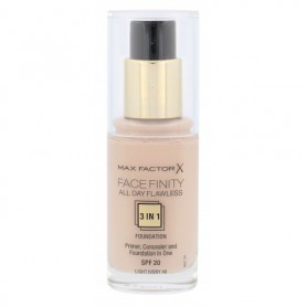Max Factor Facefinity All Day Flawless 3in1 SPF20 Podkład 30ml 40 Light Ivory