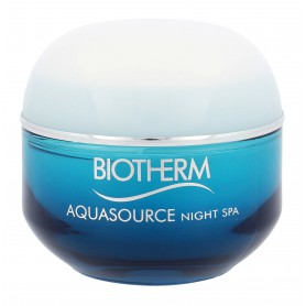 Biotherm Aquasource Night Spa Krem na noc 50ml