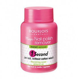 BOURJOIS Paris 1 Second Zmywacz do paznokci 75ml