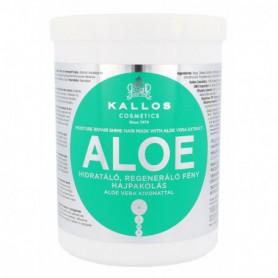 Kallos Cosmetics Aloe Vera Maska do włosów 1000ml