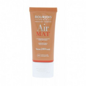 BOURJOIS Paris Air Mat SPF10 Podkład 30ml 06 Golden Sun