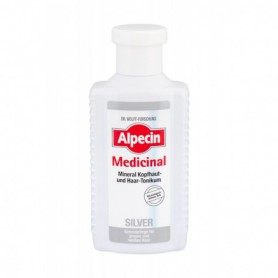 Alpecin Medicinal Silver Mineral Scalp & Hair Tonic Olejek i serum do włosów 200ml