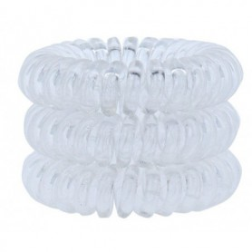 Invisibobble Power Hair Ring Gumka do włosów 3szt Crystal Clear
