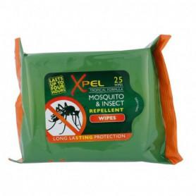 Xpel Mosquito & Insect Preparat odstraszający owady 25szt