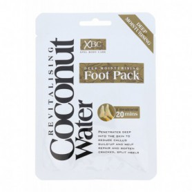 Xpel Coconut Water Deep Moisturising Foot Pack Krem do stóp 1szt