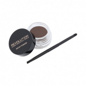 Makeup Revolution London Brow Pomade Regulacja brwi 2,5g Dark Brown