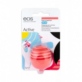 EOS Active SPF30 Balsam do ust 7g Pink Grapefruit