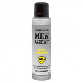 Dermacol Men Agent Total Freedom 48H Antyperspirant 150ml