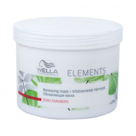 Wella Elements Maska do włosów 500ml