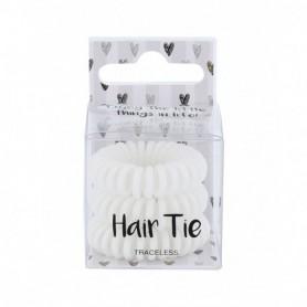 2K Hair Tie Gumka do włosów 3szt White