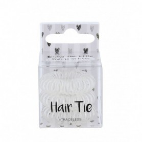 2K Hair Tie Gumka do włosów 3szt Clear