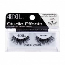 Ardell Studio Effects Wispies Sztuczne rzęsy 1szt Black