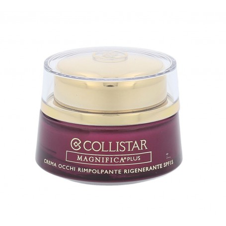 Collistar Magnifica Replumping Regenerating Eye Cream SPF15 Krem pod oczy 15ml