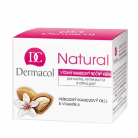 Dermacol Natural Almond Krem na noc 50ml