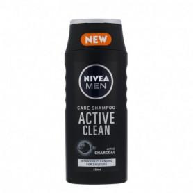 Nivea Men Active Clean Szampon do włosów 250ml