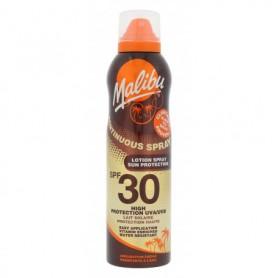 Malibu Continuous Spray SPF30 Preparat do opalania ciała 175ml